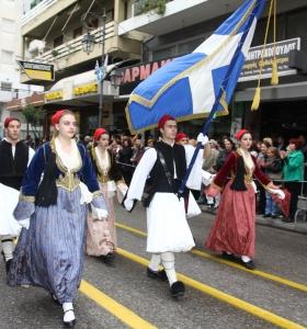 Παρέλαση 28ης Οκτωβρίου 2014