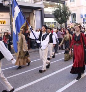 Παρέλαση 28ης Οκτωβρίου 2015