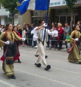 Παρέλαση 28ης Οκτωβρίου 2016